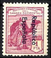 Sahara Español Nº 45A En Nuevo - Sahara Español