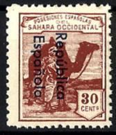Sahara Español Nº 41A En Nuevo - Sahara Español