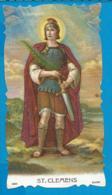 Holycard    St. Clemens  V.  Antiveh - Images Religieuses