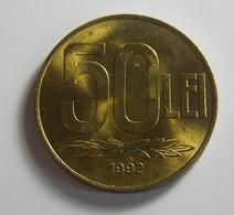 Romania 50 Lei 1992 Varnished - Roumanie