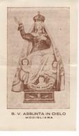 Santino Antico Madonna Assunta Da MODIGLIANA -  Forlì-Cesena - Religione & Esoterismo