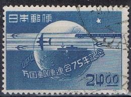 DO6613  JAPAN GESTEMPELD YVERT NR 432   ZIE SCAN - Oblitérés