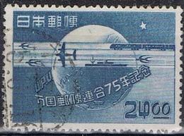 DO6614  JAPAN GESTEMPELD YVERT NR 432   ZIE SCAN - Oblitérés