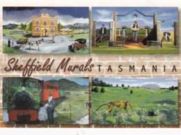 Sheffield Murals, North West Tasmania - Unused - Other