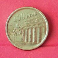 SPAIN 100 PESETAS 1994 -    KM# 935 - (Nº27539) - [ 5] 1949-… : Kingdom