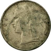 Monnaie, Belgique, Franc, 1966, B+, Copper-nickel, KM:143.1 - 1951-1993: Baudouin I