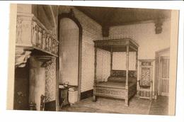 CPA - Carte Postale -Belgique -Château De Gaesbeek - Chambre Bleue  VM316 - Lennik