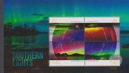 Australia ASC 3230MS 2014 Southern Lights Miniature Sheet,mint Never Hinged - Mint Stamps