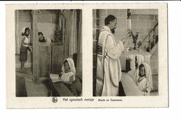 CPA - Carte Postale Belgique -Philipines- Het Igorotsch Meisje-Blecht En Communie  VM317 - Philippines