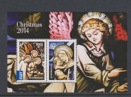 Australia ASC 3254MS 2014 Christmas Miniature Sheet,mint Never Hinged - 2010-... Elizabeth II
