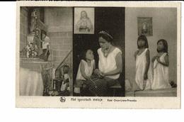 CPA - Carte Postale Belgique -Philipines- Het Igorotsch Meisje-Voor Onze-Lieve-Vrouwtje  VM318 - Philippines