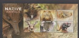 Australia ASC 3274MS 2015 Native Animals Miniature Sheet,mint Never Hinged - Mint Stamps