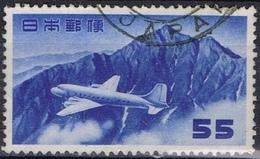 DO6622  JAPAN GESTEMPELD YVERT NR LP 27   ZIE SCAN - Poste Aérienne