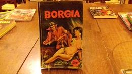 BD Adulte.BORGIA. N.M.P.P.1968 .mensuel N° 1 (R17) - Erotique (Adultes)