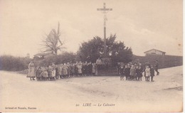 Liré- Le Calvaire - France