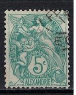 ALEXANDRIE      N°  YVERT   23     (1)     OBLITERE       ( O   2/ 02  ) - Gebraucht