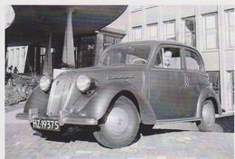 CARTE POSTALE AUTOMOBILE SIMCA 8 DE 1951 - RARE - 10X15 CM NEUF - Voitures De Tourisme