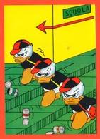 Walt Disney Huey, Dewey E Louie - Qui Quo Qua Arrabbiatissimi... - Disneyworld