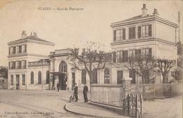 93) STAINS : Gare De Pierrefitte - Stains