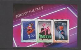 Australia ASC 3326MS 2015 Signs Of The Times, Miniature Sheet,mint Never Hinged - 2010-... Elizabeth II