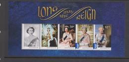 Australia ASC 3331MS 2015 QE II Long May She Reigns, Miniature Sheet,mint Never Hinged - 2010-... Elizabeth II