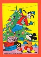 Walt Disney Miky Mouse & Goffy Christmas Topolino E Pluto Incovenienti Di Natale - Disneyworld