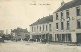 Etaples - Place De La Gare - Etaples