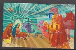 Australia ASC 3353MS 2015 Christmas, Miniature Sheet,mint Never Hinged - 2010-... Elizabeth II