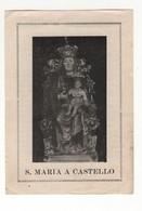 Santino Antico Madonna A Castello Da SOMMA VESUVIANA - Napoli - Religione & Esoterismo