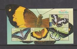 Australia ASC 3402MS 2016 Beautiful Butterflies, Miniature Sheet,mint Never Hinged - 2010-... Elizabeth II