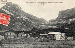 Carte Postale BEAUFORT SUR DORON SAVOIE Timbre à Date A4 14/09/1908 Boîte Urbaine C - Marcophilie (Lettres)