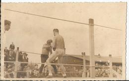 Carte Photo - Thème Sport - Combat De Boxe - Boxing