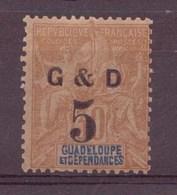 Guadeloupe  N° 45** - Neufs