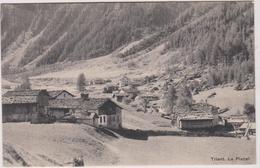 Suisse  Trient Le Planet Edgar Simpson Phot-edit Bahyse S Vevey - VS Valais