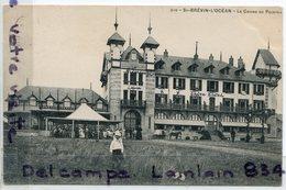 - 316 - St-BRÉVIN L'Océan - ( Loire-inf ), Le Casino Du, Animation, écrite, Cachet Convoyeur, 1908, TBE, Scans. . - Saint-Brevin-l'Océan