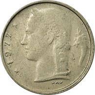 Monnaie, Belgique, Franc, 1977, TB+, Copper-nickel, KM:142.1 - 1951-1993: Baudouin I