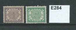 Surinam 1902 ½c And 2½c - Surinam ... - 1975