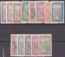 ⭐ Madagascar - YT N° 94 à 108 ** Sans Le 102 Et 104 / 109 / 110 - Neuf Sans Charnière - 1908 / 1917 ⭐ - Unused Stamps