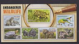Australia ASC 3440MS 2016 Endangered Wildlofe Miniature Sheet,mint Never Hinged - 2010-... Elizabeth II