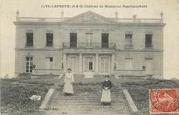 VILLEPREUX - Chateau De Monsieur Nagelmackers. - Villepreux