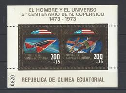GUINEE EQUATORIALE. YT  Bloc Or  Neuf **  1973 - Equatorial Guinea