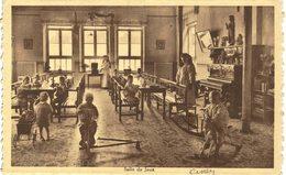CINEY Institut De L' Enfant Jésus  Salle De Jeux. - Ciney