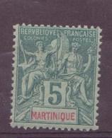 Martinique N° 34** - Martinique (1886-1947)