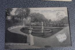 Vilvoorde Pk Cpa Les Trois Fontaines Chateau Orban - Vilvoorde
