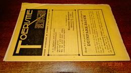 #20649 [Boek - Tijdschrift] Toerisme, Zesde Jaargang, Nummer 19, 1 October 1927 / Redactie Stan Leurs Vloesberg - Tourisme