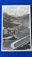 Andermatt Oberalpbahn Und Strasse Blick Gegen Die Furka Switzerland - Svizzera
