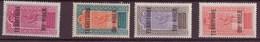Niger N° 25 à 28** - Niger (1921-1944)