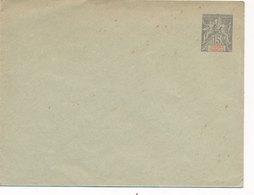 Entier Neuf Lettre 15c Soudan (H 11cm, L 14,5cm) - Soudan (1894-1902)