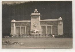 Le Creusot - Le Monument - Carte Photo Souple -  CPA° - Le Creusot