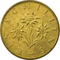 Monnaie, Autriche, Schilling, 1991, TB+, Aluminum-Bronze, KM:2886 - Autriche